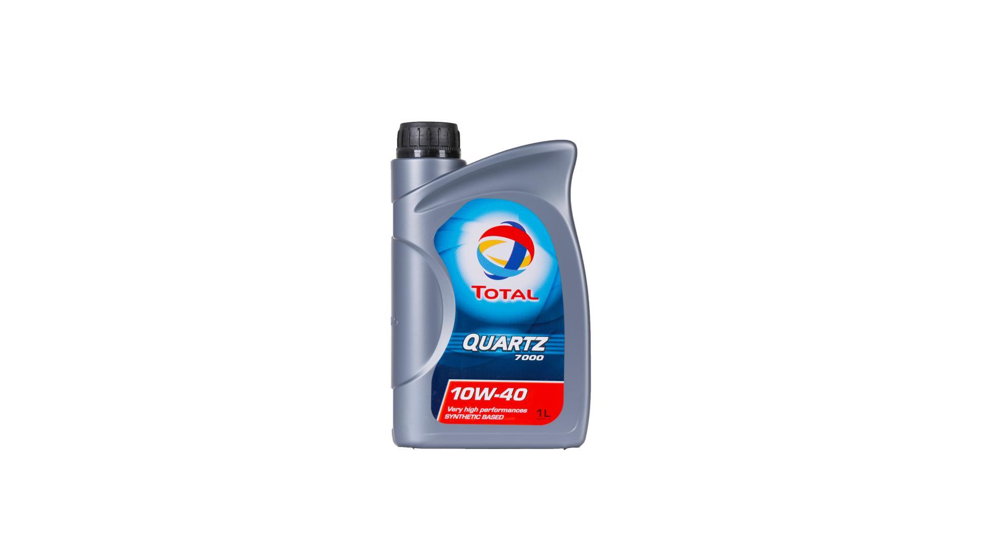 Total 10w-40 Quartz 7000 1L (201528)