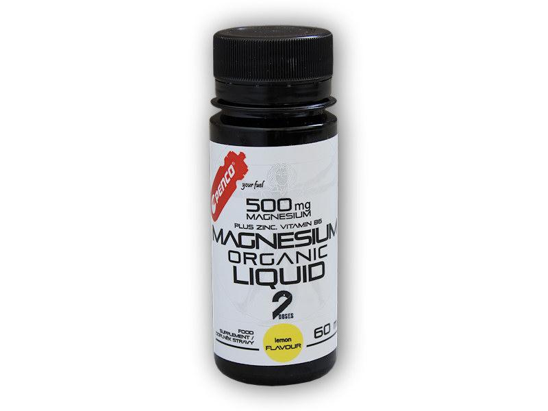 Magnesium organic liquid 60ml magneshot