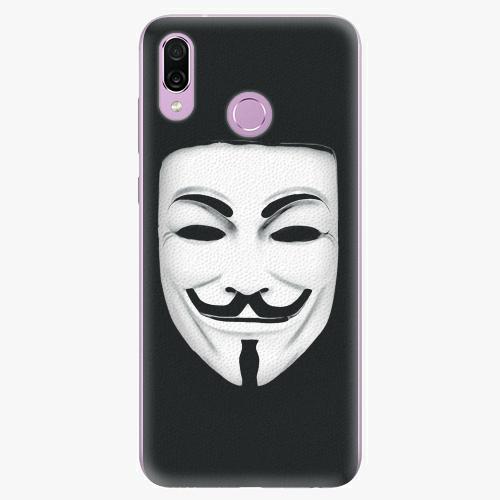Silikonové pouzdro iSaprio - Vendeta - Huawei Honor Play
