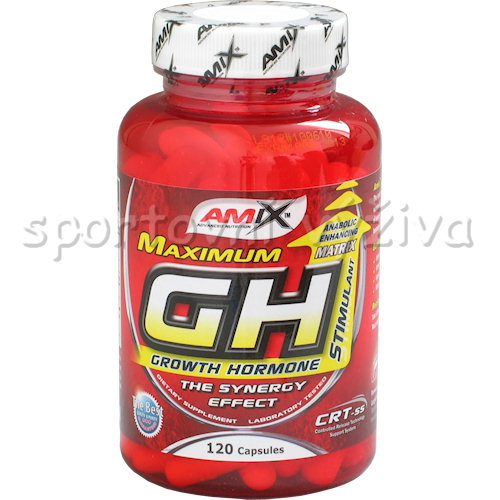 Maximum GH Stimulant 120 kapslí