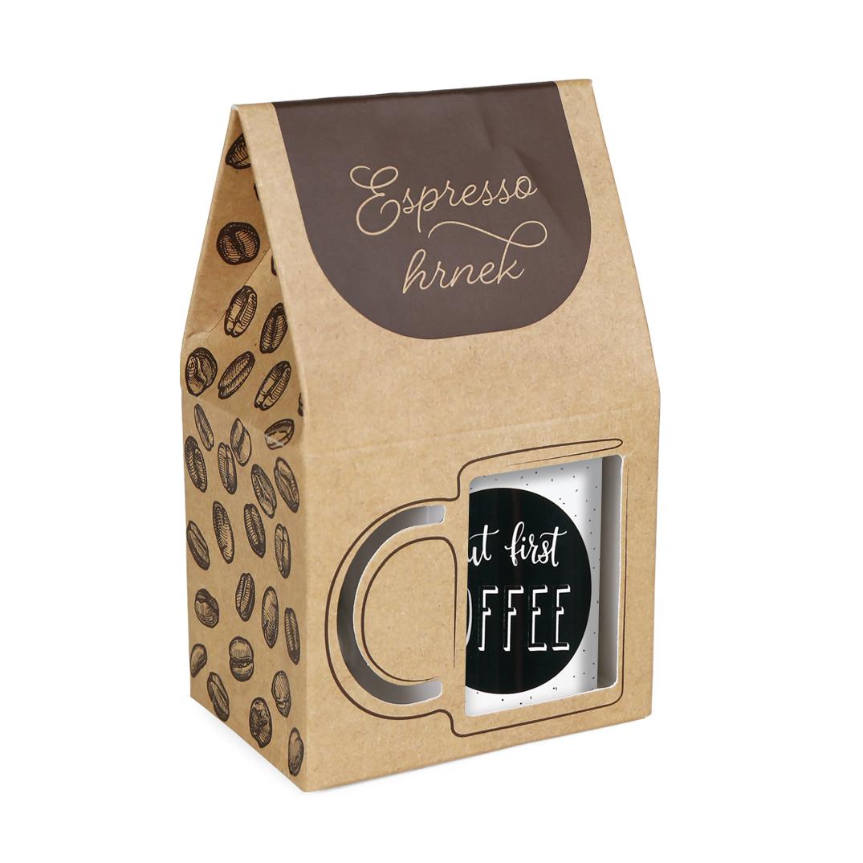 Hrnek - But first coffee