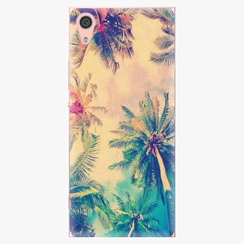 Plastový kryt iSaprio - Palm Beach - Sony Xperia XA1