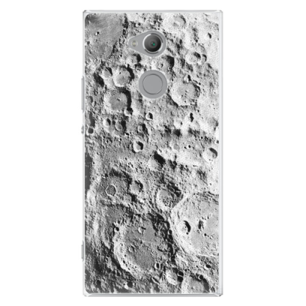 Plastové pouzdro iSaprio - Moon Surface - Sony Xperia XA2 Ultra