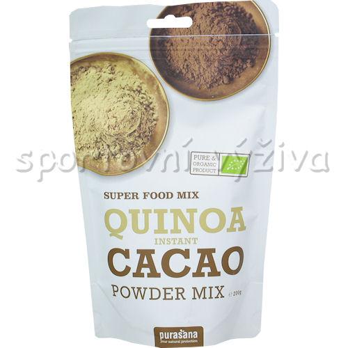 BIO Quinoa Cacao Lucuma Powder 200g