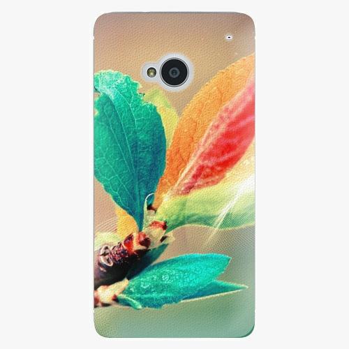 Plastový kryt iSaprio - Autumn 02 - HTC One M7