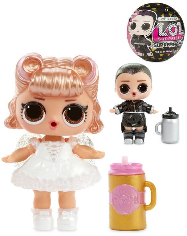 L.O.L. Surprise panenka nevěsta / ženich set s doplňky v kouli 7 překvapení 2 druhy
