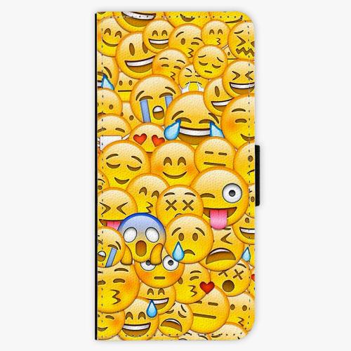 Flipové pouzdro iSaprio - Emoji - Samsung Galaxy Note 8
