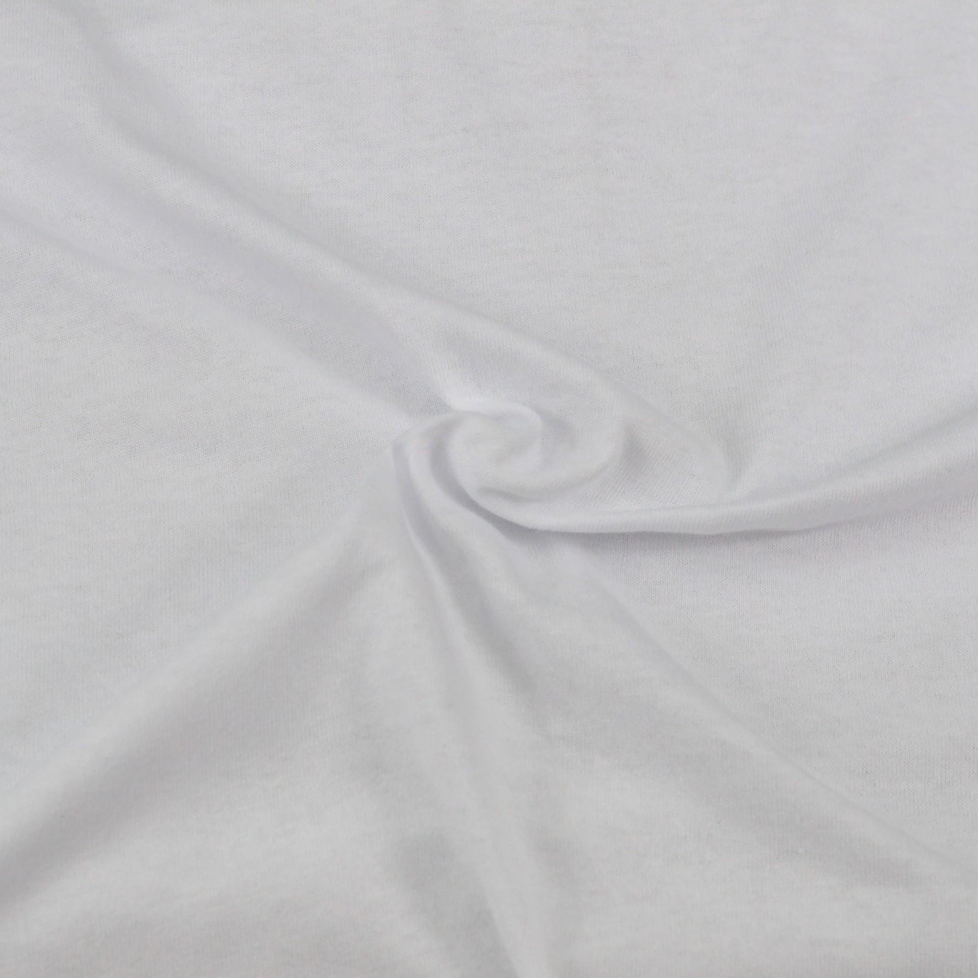 Jersey prostěradlo bílé, Výběr rozměru - 160x200cm