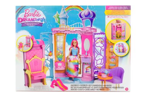 Barbie Duhový zámek FTV98 TV 1.10. - 31.12.2018