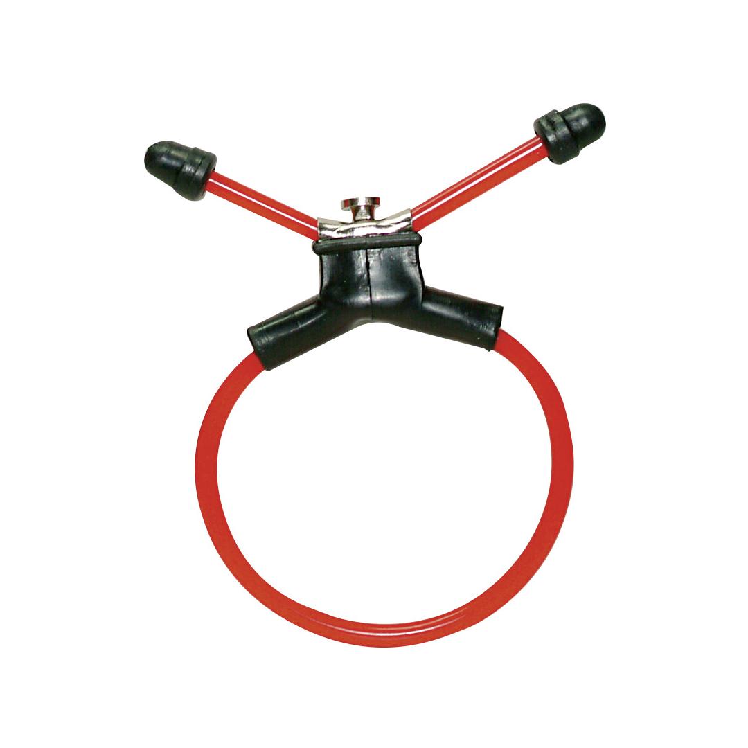 Red Sling Penisring erekční kroužek