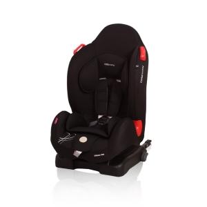 Autosedačka Strada Pro Isofix 2016, 9-25kg - Černá/black