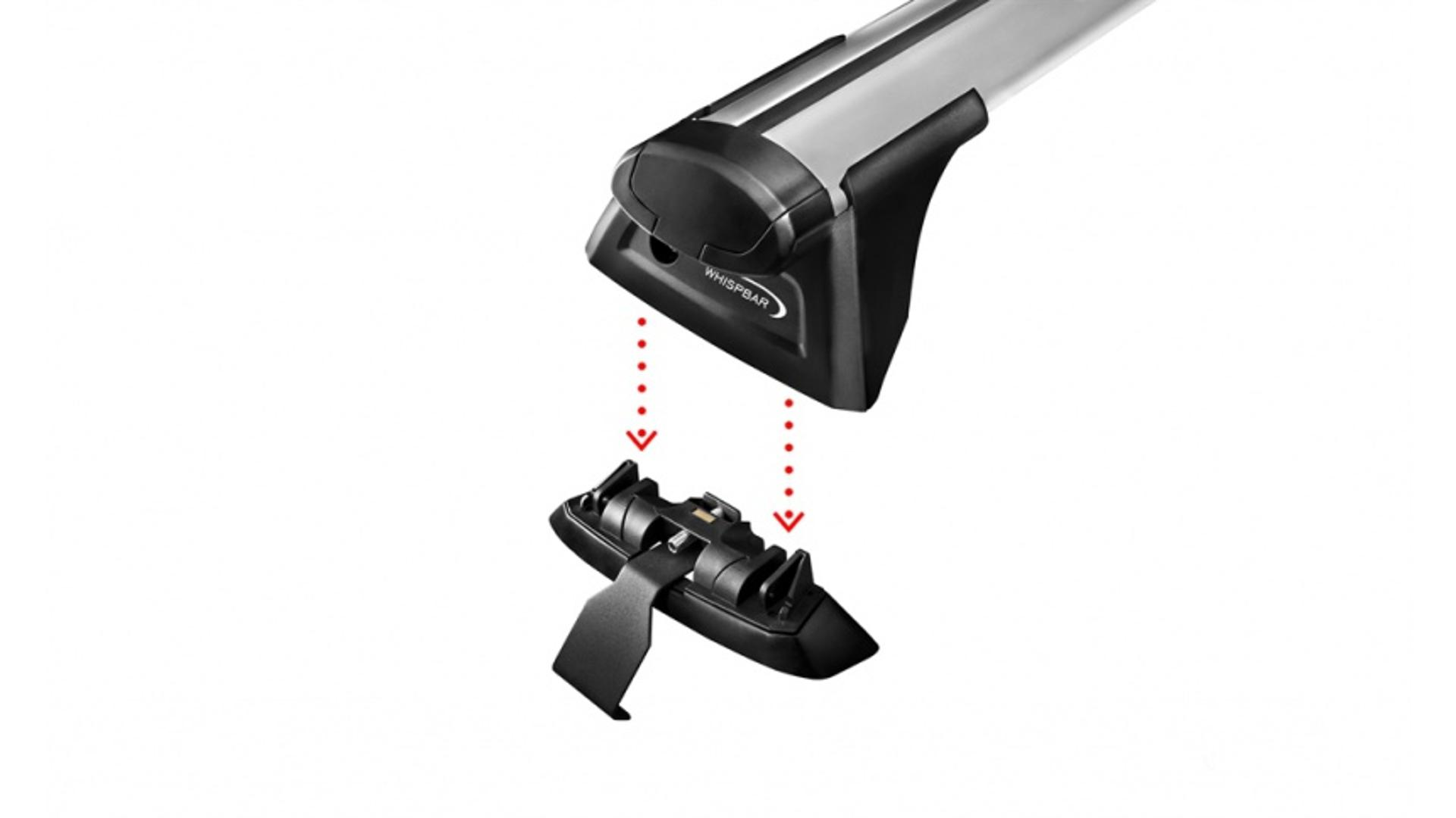 Whispbar montážní sada - Clamp Mount - K1057W
