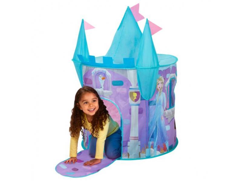 Dětský Pop Up zámek na hraní Disney Frozen 2