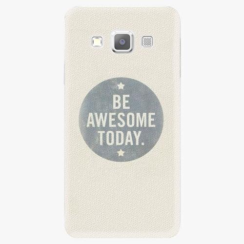 Plastový kryt iSaprio - Awesome 02 - Samsung Galaxy A3