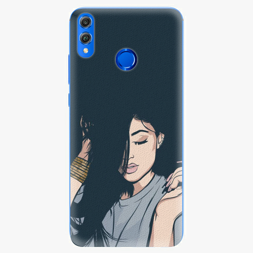 Plastový kryt iSaprio - Swag Girl - Huawei Honor 8X