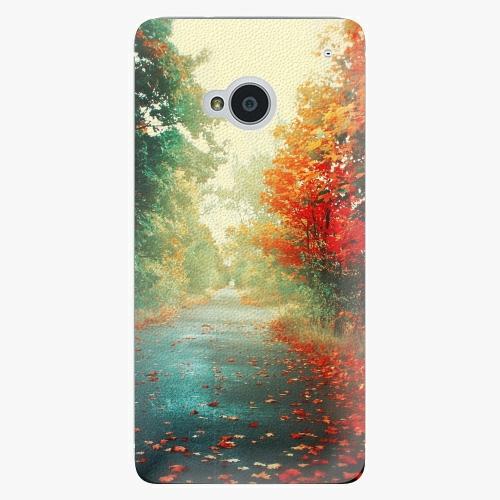 Plastový kryt iSaprio - Autumn 03 - HTC One M7
