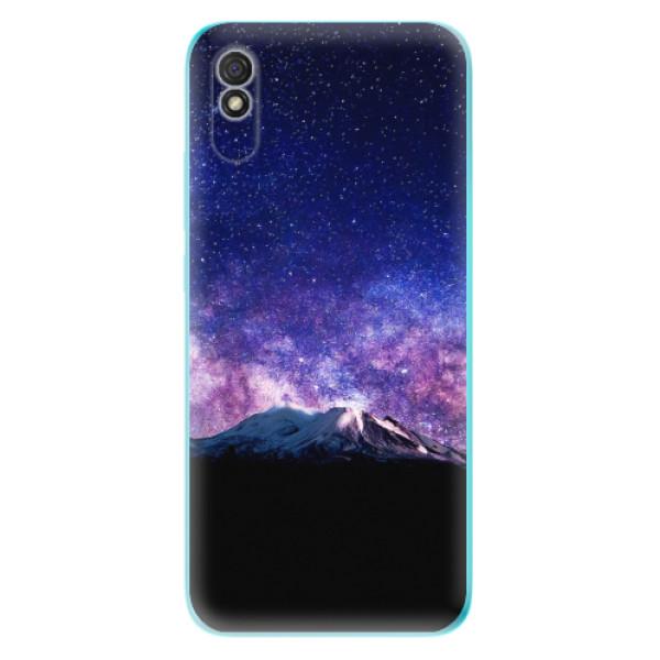 Odolné silikonové pouzdro iSaprio - Milky Way - Xiaomi Redmi 9A