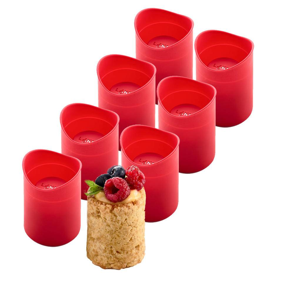 COOKIE GLASS RED