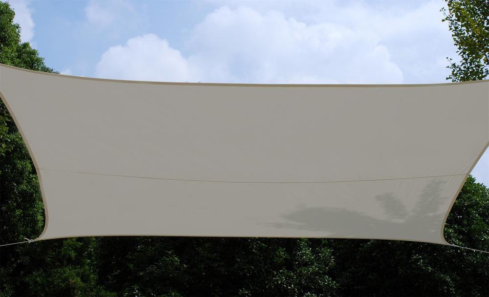 Stínící zahradní plachta ČTVEREC 5m