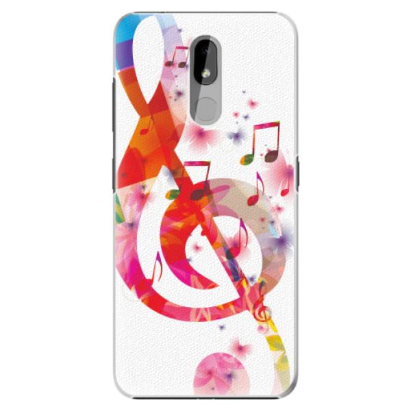 Plastové pouzdro iSaprio - Love Music - Nokia 3.2