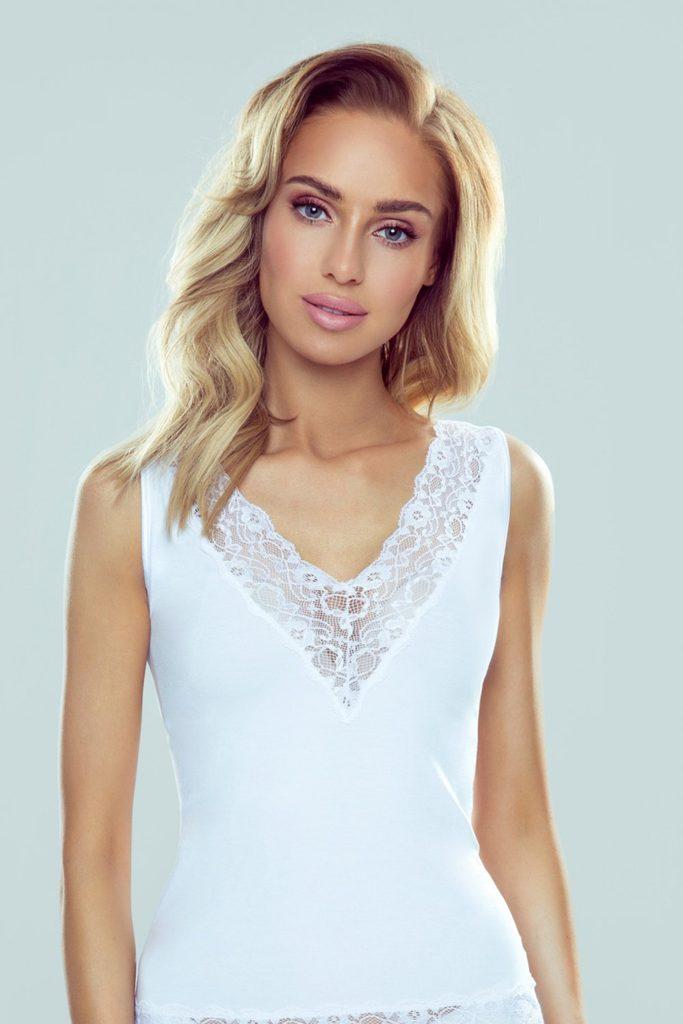 Dámská košilka Lexie white