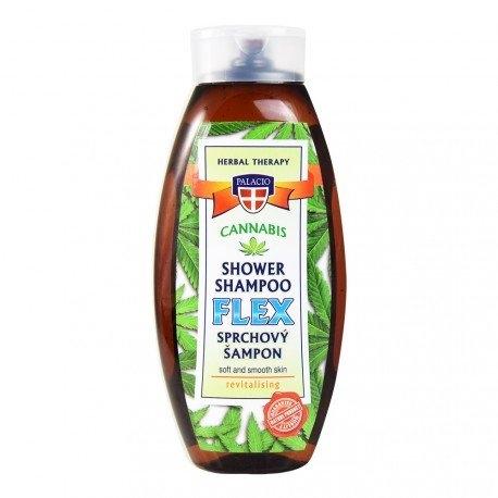 Sprchový šampon Cannabis Flex, 500ml