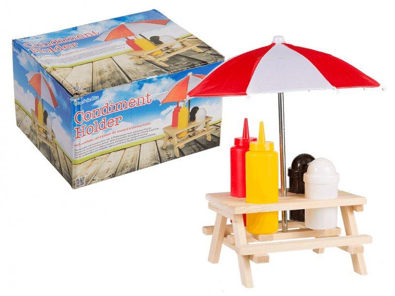 LIKVIDACE! Mini stolek na piknik