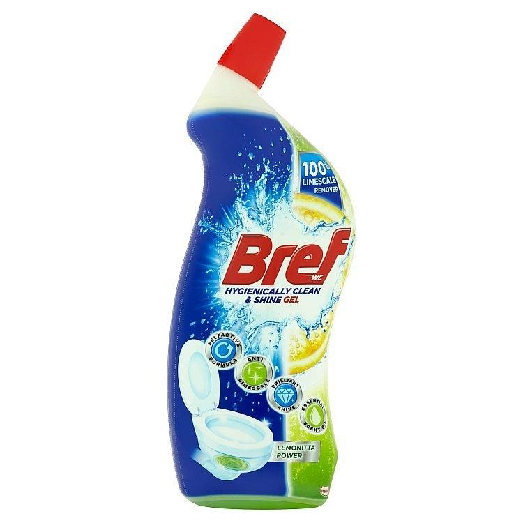Hygiene WC gel Lemonitta 700 ml