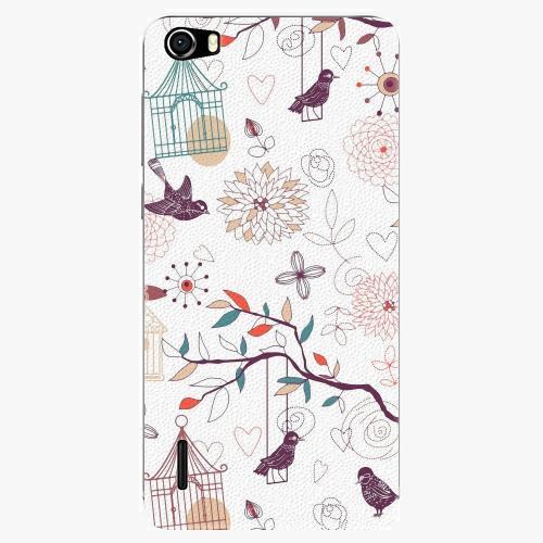 Plastový kryt iSaprio - Birds - Huawei Honor 6