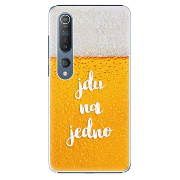 Plastové pouzdro iSaprio - Jdu na jedno - Xiaomi Mi 10 / Mi 10 Pro