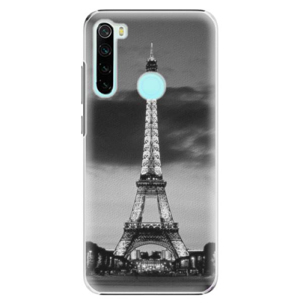 Plastové pouzdro iSaprio - Midnight in Paris - Xiaomi Redmi Note 8