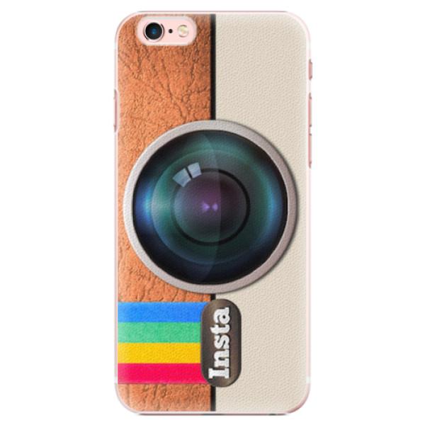Plastové pouzdro iSaprio - Insta - iPhone 6 Plus/6S Plus