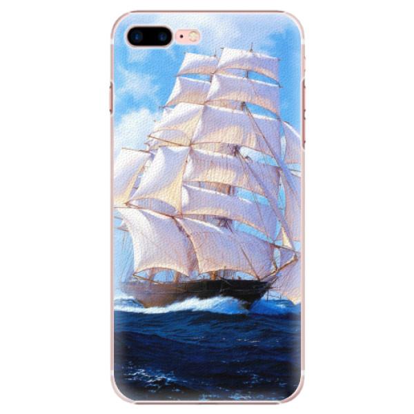 Plastové pouzdro iSaprio - Sailing Boat - iPhone 7 Plus