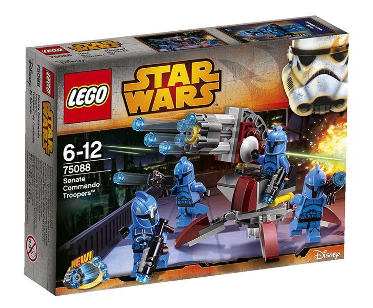 LEGO STAR WARS Senate Commando Troopers 75088
