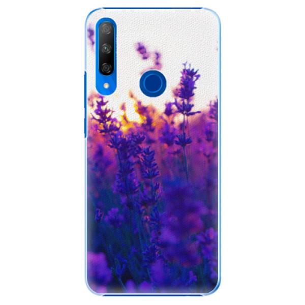 Plastové pouzdro iSaprio - Lavender Field - Huawei Honor 9X