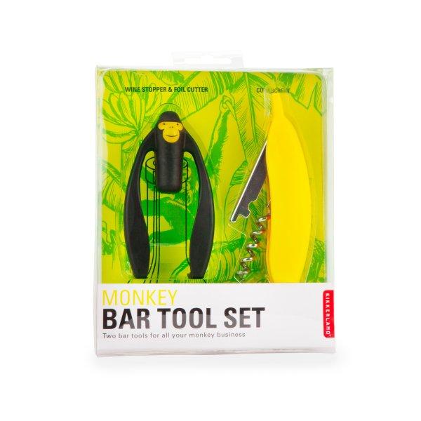 Barový set - opička