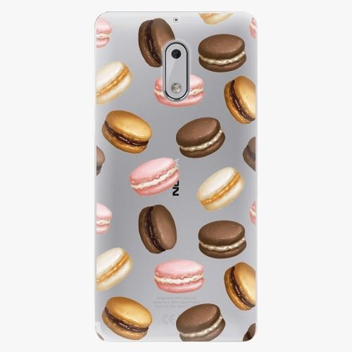 Plastový kryt iSaprio - Macaron Pattern - Nokia 6