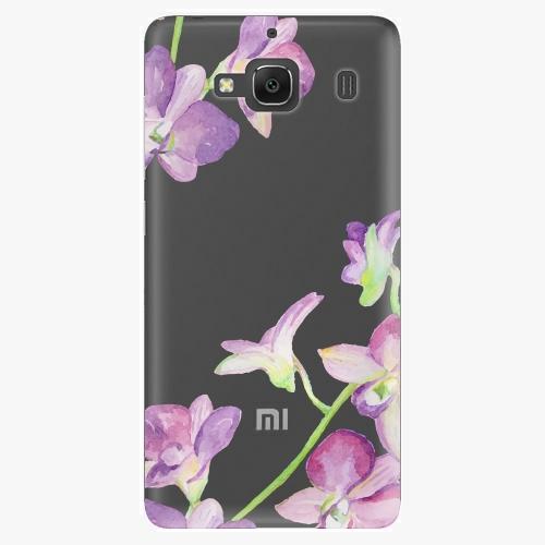 Plastový kryt iSaprio - Purple Orchid - Xiaomi Redmi 2