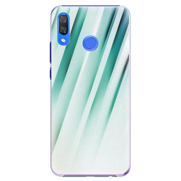 Plastové pouzdro iSaprio - Stripes of Glass - Huawei Y9 2019