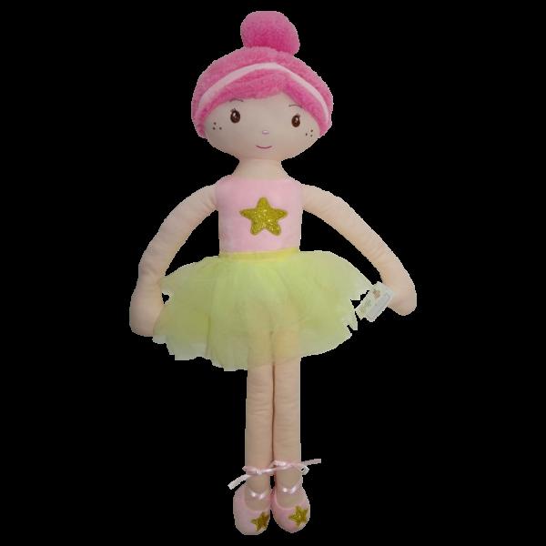 hadrova-panenka-tulilo-balerina-70-cm-ruzova