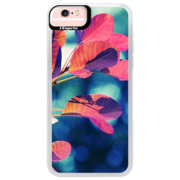 Neonové pouzdro Pink iSaprio - Autumn 01 - iPhone 6/6S
