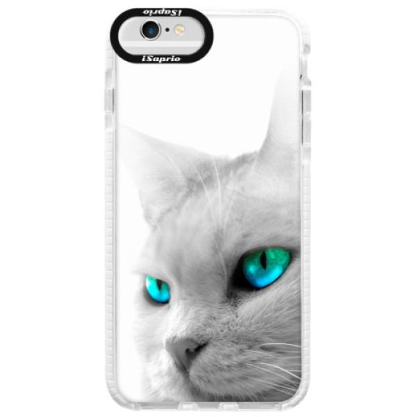 Silikonové pouzdro Bumper iSaprio - Cats Eyes - iPhone 6/6S