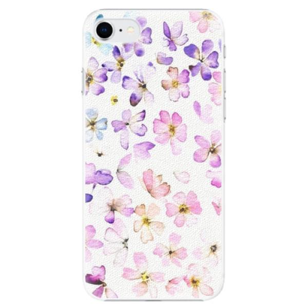 Plastové pouzdro iSaprio - Wildflowers - iPhone SE 2020