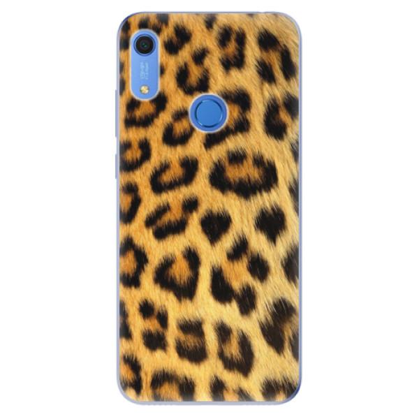 Odolné silikonové pouzdro iSaprio - Jaguar Skin - Huawei Y6s