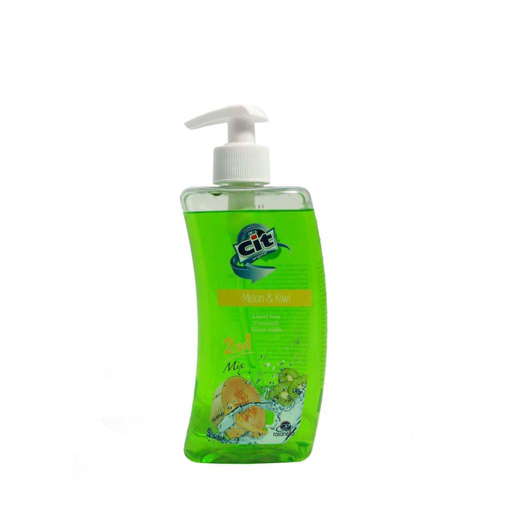 Meloun Kiwi mýdlo na ruce 500 ml