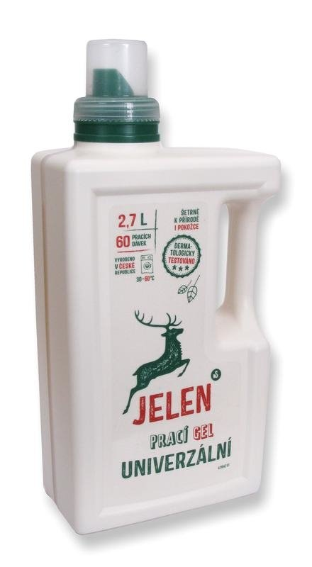 Prací gel univerzální 2,7 l (60 praní)