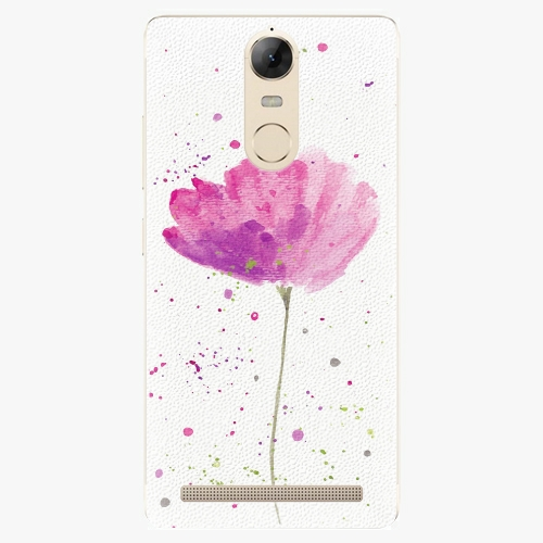Plastový kryt iSaprio - Poppies - Lenovo K5 Note
