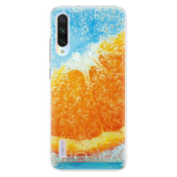 Plastové pouzdro iSaprio - Orange Water - Xiaomi Mi A3