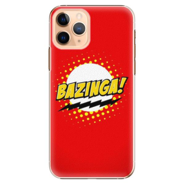 Plastové pouzdro iSaprio - Bazinga 01 - iPhone 11 Pro