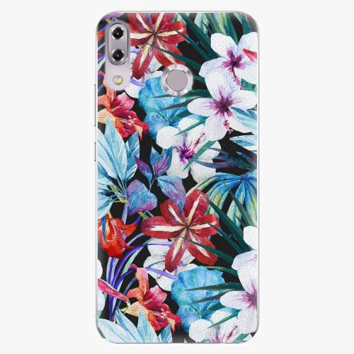 Plastový kryt iSaprio - Tropical Flowers 05 - Asus ZenFone 5Z ZS620KL